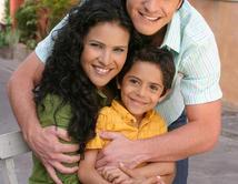 """Litzy es la madre de un niño, que no conoce a su padre en la exitosa novela """"Amarte así""""."""