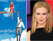 En la película 'Bewitched'