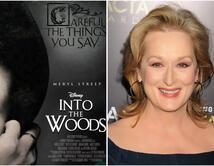 En la película 'Into the Woods'