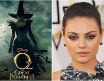 En la película 'Oz the Great and Powerful'