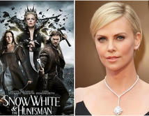 En la película 'Snow White and the Huntsman'