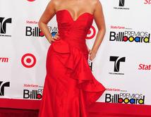 En los Latin Billboard 2011.