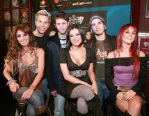 """El grupo Mexicano que vio la fama a partir de la novela """"Rebelde"""" se separó en el 2009."""