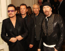 """La banda Irlandesa de Rock publicó el tema """"With or Without You"""" en 1987 y fue la canción más popular del grupo en ese tiempo."""