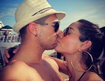 Sebastián y Carmen en un crucero