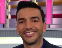 Descubrió a Vadhir Derbez de romance con Andrea Escalona.