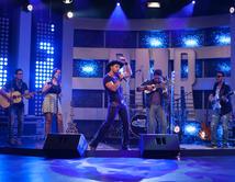 Lino Martone y Odas interpretaron el tema de Diana Reyes en el segundo show.