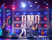 Lino Martone y Odas interpretaron el tema de la banda en el quinto show.