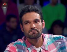 Rafael coqueteaba con Maday en la casa de Gran Hermano, aún sabiendo que ella tiene novio.