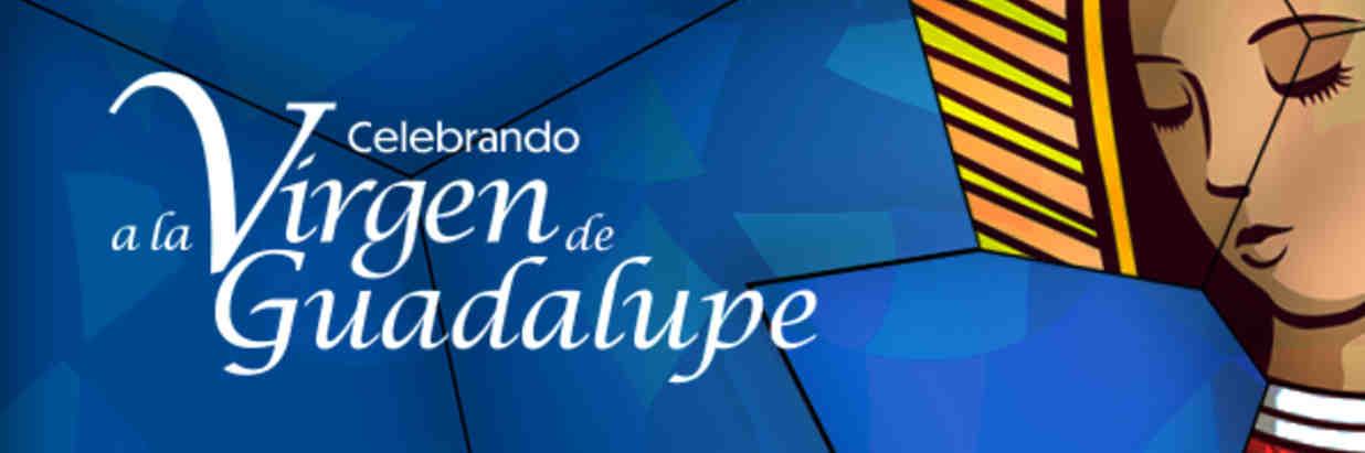 Celebrando La Virgen De Guadalupe