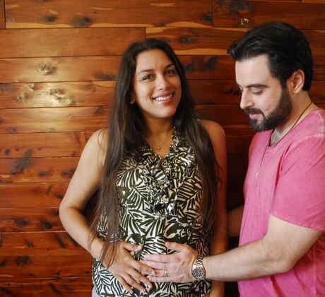 Chantal y Octavio en SOS Salva Mi Casa