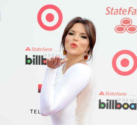 Rashel Díaz en Billboard Latin Music Awards 2014