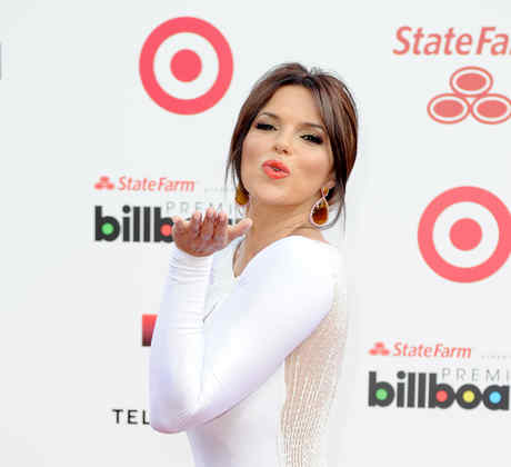 Rashel Díaz en Billboard Latin Music Awards 2014