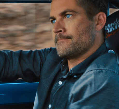 "Paul Walker en ""Fast and Furious""."