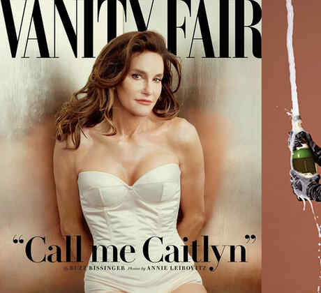 Caitlyn Jenner y Kim Kardashian