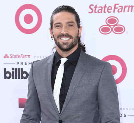 David Chocarro - Billboard Latin Music Awards - 2015