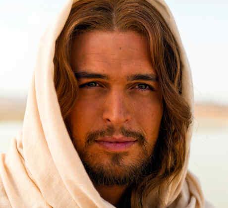 Diogo Morgado en La Biblia