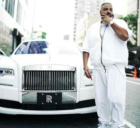 DJ Khaled congratulations, You Played Yourself