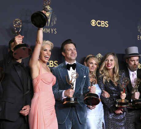 Ceremonia de los premios Emmy en Los Ángeles, California