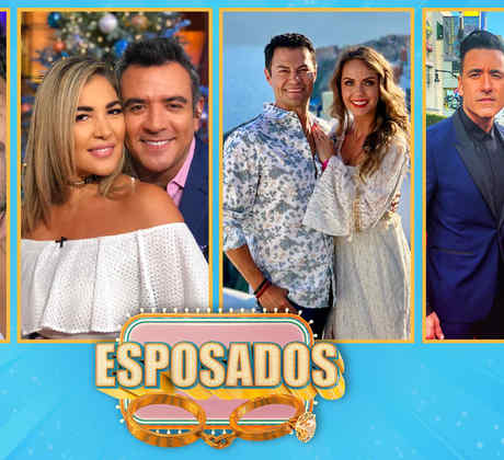 Esposados parejas semana 2 collage