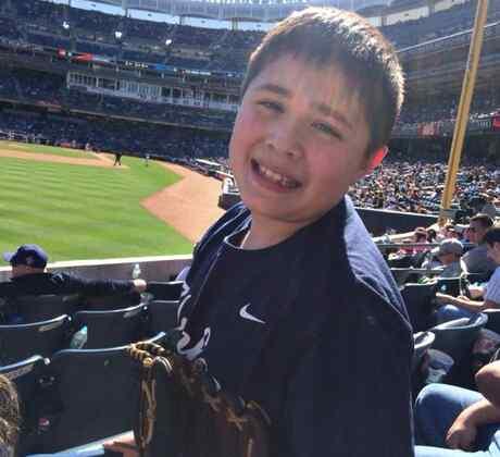 El CEO latino más joven del país disfrutó de los Yankees