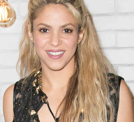 Shakira At SBS Studio