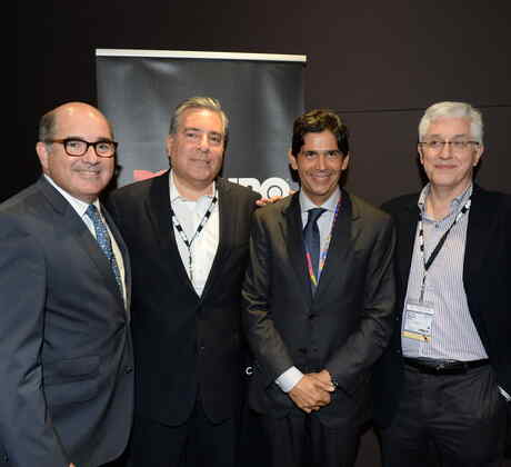 TELEMUNDO / HBO PRESS CONFERENCE