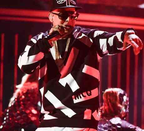 Daddy Yankee canta en Latin American Music Awards 2015