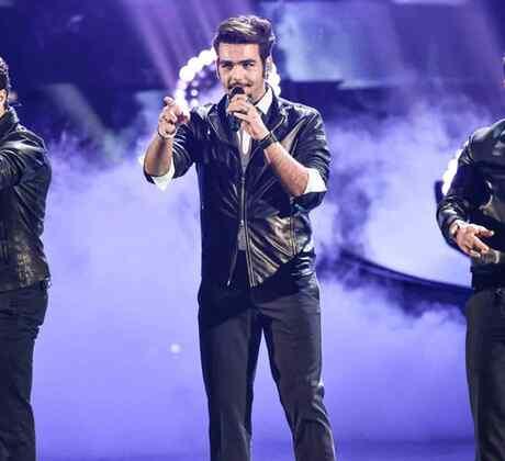 Il Volo canta en Latin American Music Awards 2015