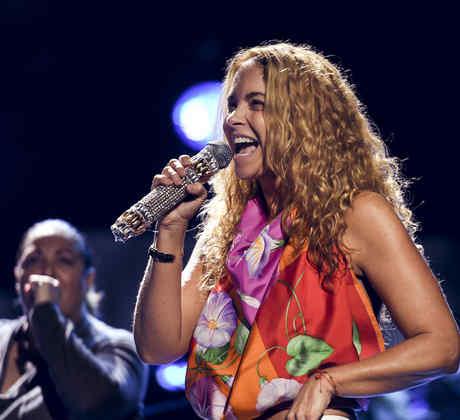 Lucero - ensayos - Latin American Music Awards - 2016