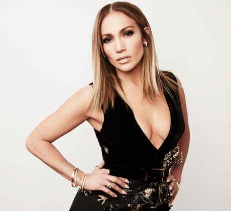 Jennifer Lopez sesión fotográfica NBC