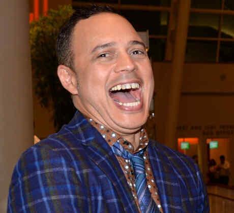 Alexis Valdés comediante cubano