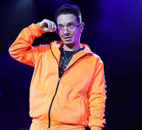 J Balvin In Concert - Miami, Florida