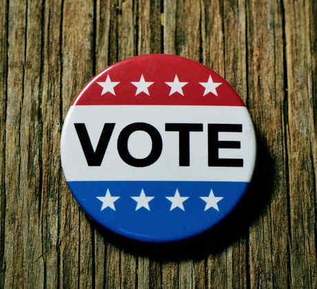 Broche de voto