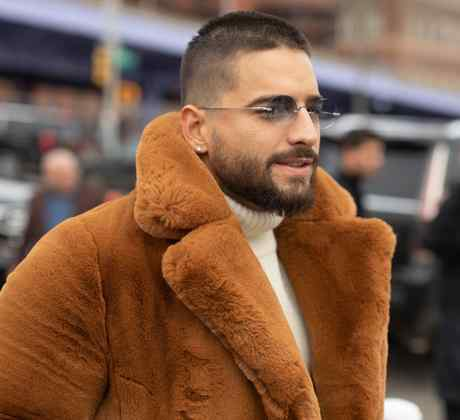 Maluma in New York