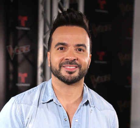 Luis Fonsi La Voz