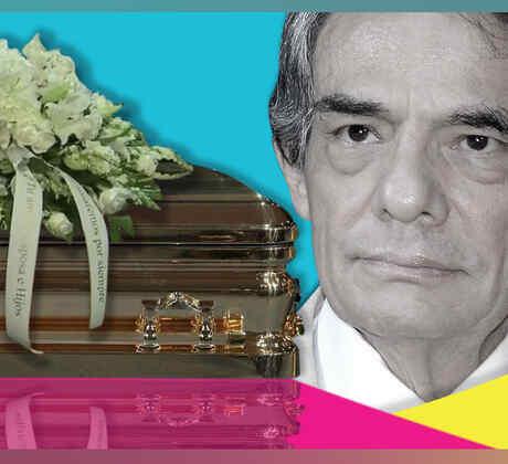 José José cremación