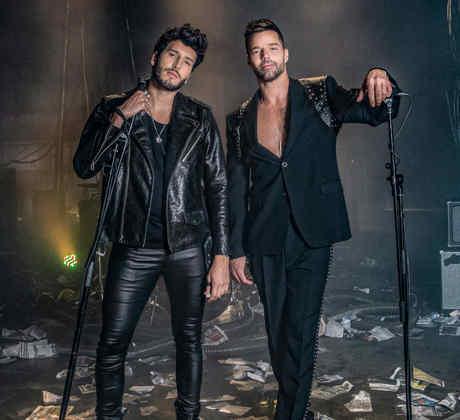 Sebastian Yatra and Ricky Martin announce new song