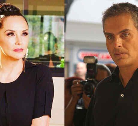 Mayra Rojas y Xavier Ortiz