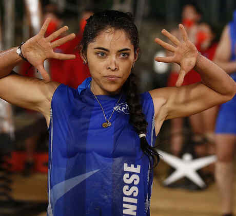 Denisse Novoa da el triunfo a Team Contendientes en el episodio 1 de Exatlón Estados Unidos 5