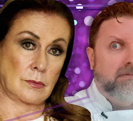 "Chef Herrera acusa a Laura Zapata: ""Me está haciendo brujerías satánicas"""