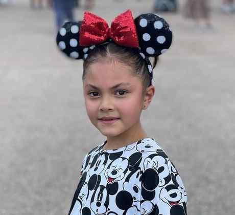 Rafaela Castro en Disney