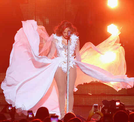 Jennifer Lopez iHeartRadio Fiesta Latina Presented By Sprint - Show
