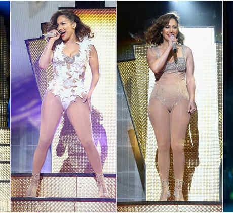 JLo en iHeartRadio Fiesta Latina2015