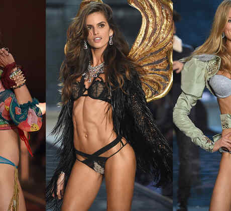Las modelos más bellas del planeta desfilaron en el Victoria's Secret Fashion Show del 2015