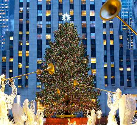 arbol rockefeller center