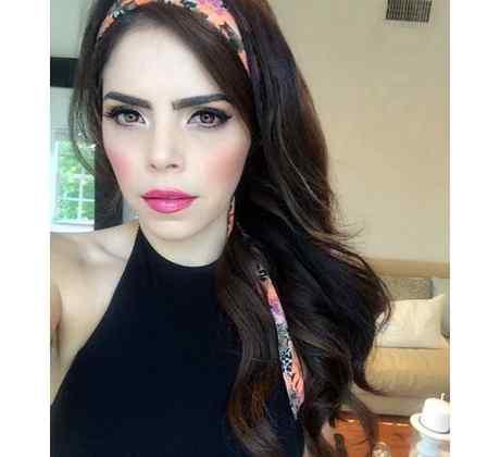 Selfie de Yarel Ramos en Instagram