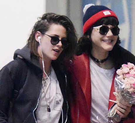 Kristen Stewart presume de su nueva novia, la cantante francesa, Soko.