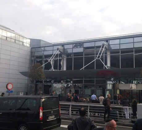 atentado bruselas aeropuerto metro