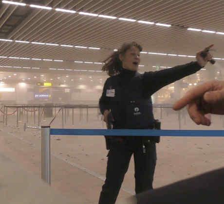 Ataque terrorista en Bélgica